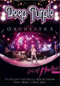 Cover Deep Purple with Orchestra - Live At Montreux 2011 [DVD]